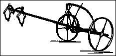Египетская колесница времени Нового царства, XV—XIV в. до н. э. Музей во Флоренции