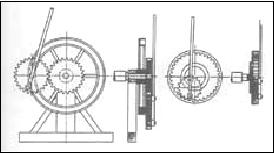 Механизмы, сконструированные Джеймсом Ваттом